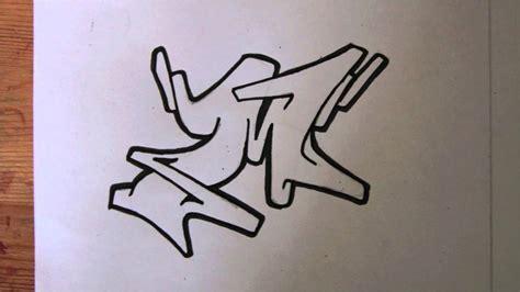 alphabet graffiti  lettrage complexe skeroner youtube