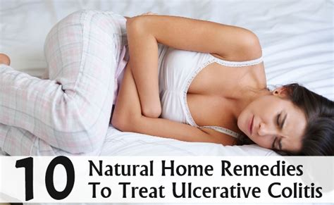 top 10 home remedies to treat ulcerative colitis