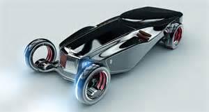 Electric Cars In 2030 Wordlesstech Rolls Royce Eidolon 2030 Concept