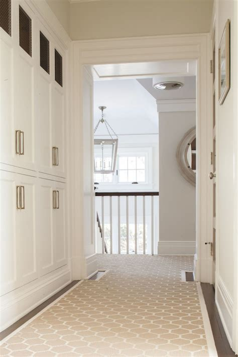 Hallway Closets by Hallway Linen Closets Transitional Entrance Foyer Sb Interiors