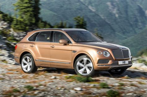 bentley jeep 2015 new 163 160k bentley bentayga is sold out for year of
