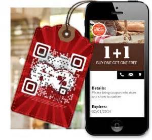 ad home design show promotion code coupon qr code offers qr code visualead visual qr