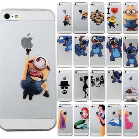 Disney Iphone 5 5s 6 6s 6 6s princess disney characters stylish cover for iphone 5s 6 6s 6s plus ebay