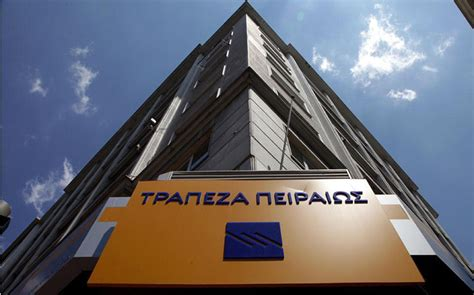 piraeus bank greece s piraeus bank shortlisted for international award