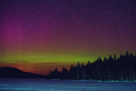 northern lights scotia northern lights in canada are stunning from province to