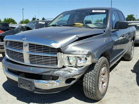 2005 dodge ram hemi 2005 dodge ram 1500 2wd 5 7l hemi engine subway truck