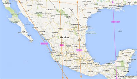map of western mexico mexico map west coast