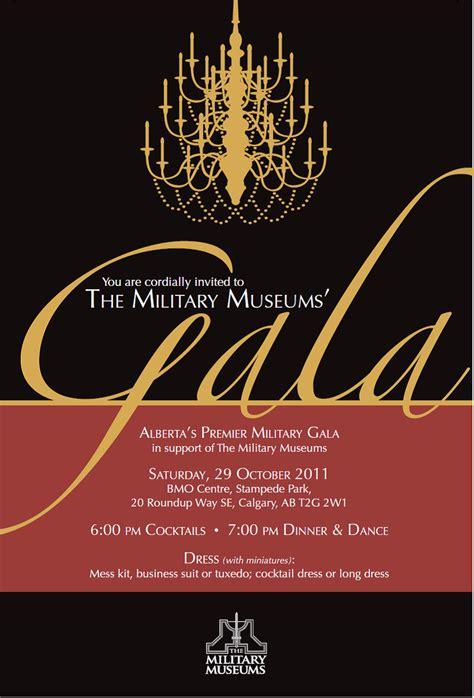 gala dinner invitation template free gala invitation minus chandelier design stationery