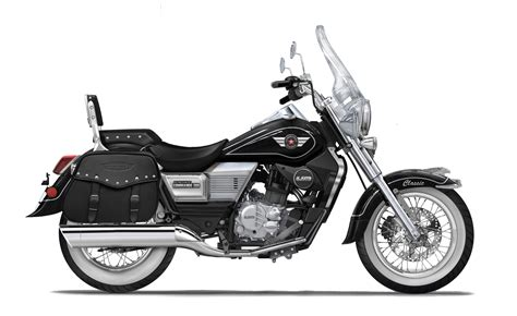 Motorrad 125 Ccm Test by Gebrauchte Und Neue Um Renegade Commando Classic 125