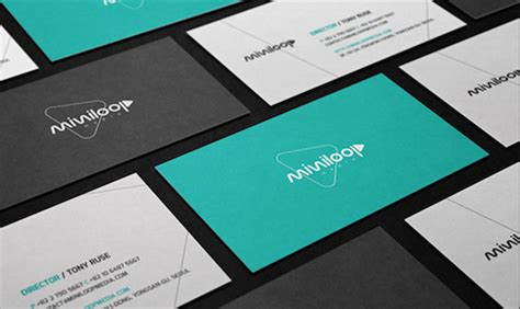 Interactive Kitchen Design by 50 Of The Best Business Card Designs Design