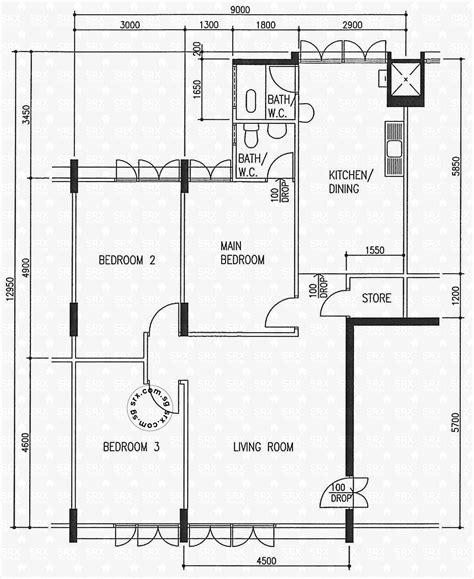 1 Avenue Floor 5 - serangoon avenue 1 hdb details srx property