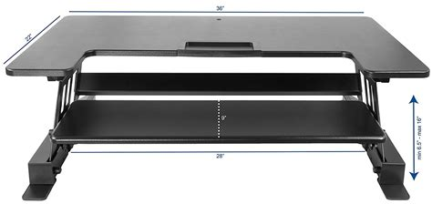 dual monitor stand up desk 100 dual monitor stand up desk elitech lcd