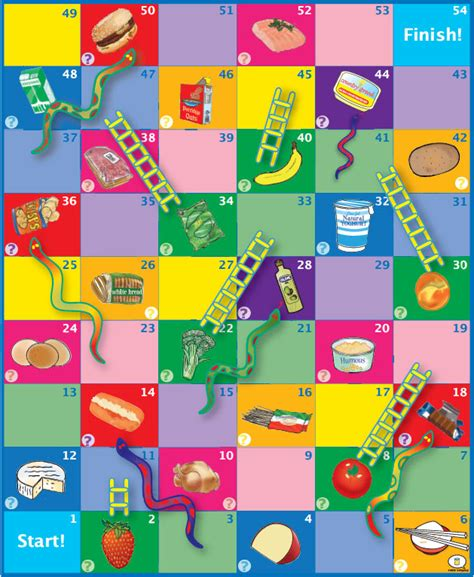 Mainan Ular Tangga Magnetic Board Snake Ladders comic company new eatwell guide