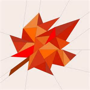 Apps For Decorating Your Home leaf geometric by quiltartdesigns craftsy
