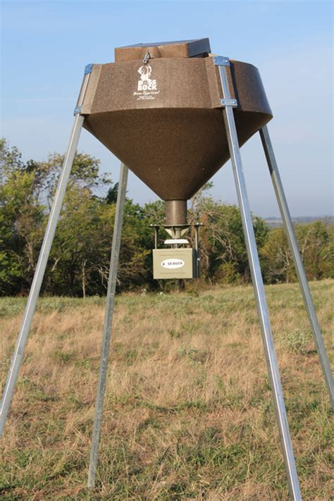 Auto Deer Feeder 600 bb automatic deer feeders in store up only