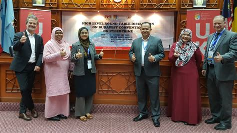 convention 2018 malaysia malaysian legislation compatible with the budapest