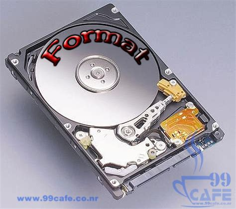 how to format hard disk completely how to completely erase a hard disk drive 99cafe