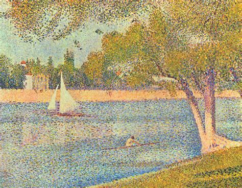 georges seurat most famous paintings georges seurat biography art and analysis of works the