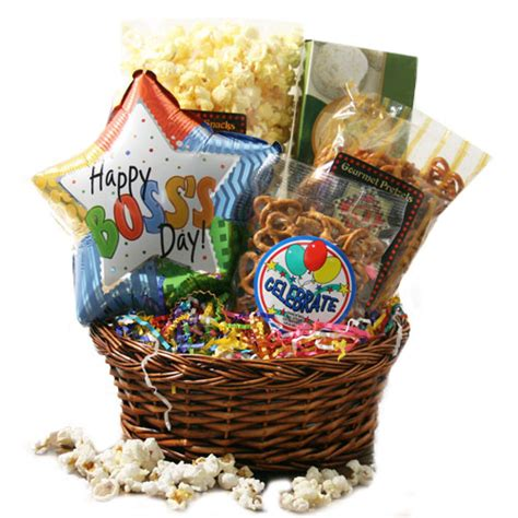 gifts for bosses for happy bosses day bosses day gift basket gift baskets