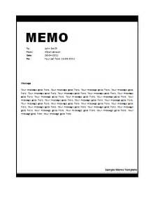 Memo Examples Format » Home Design 2017