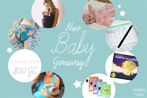 Baby Giveaways 2016 - new baby giveaway capturing the moment