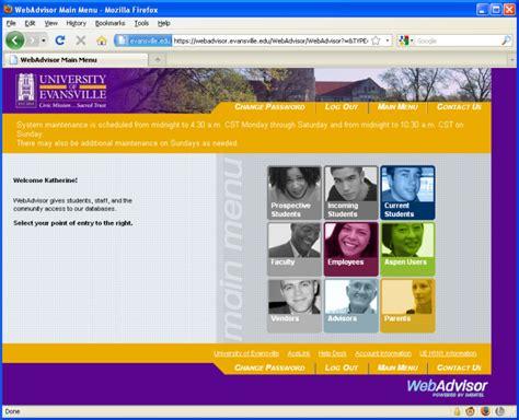 lincoln web advisor office of technology services logging in to webadvisor