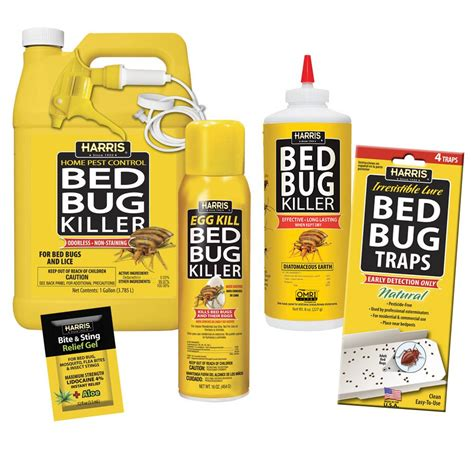 harris large bed bug kit bbkit lgvp  home depot