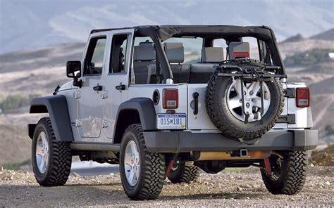 Jeep Wrangler Unlimited 2007 2007 Jeep Wrangler Unlimited Rubicon Term Wrap Up