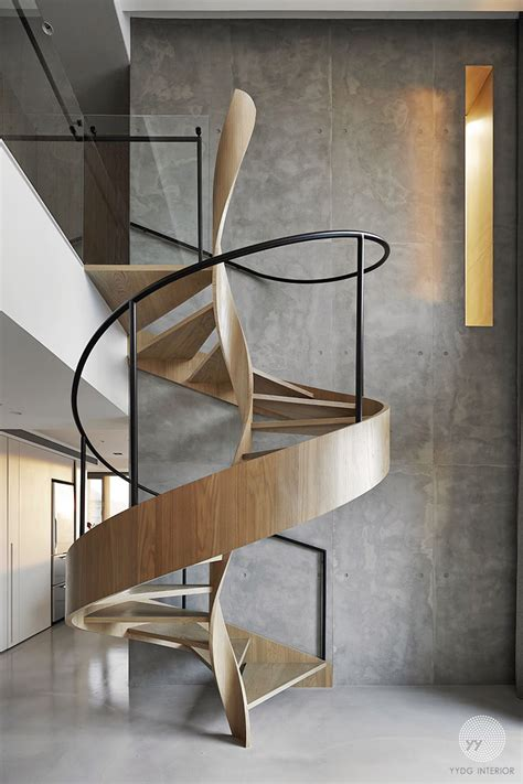 Helical Stairs Design 25 Staircase Designs That Are Just Spectacular