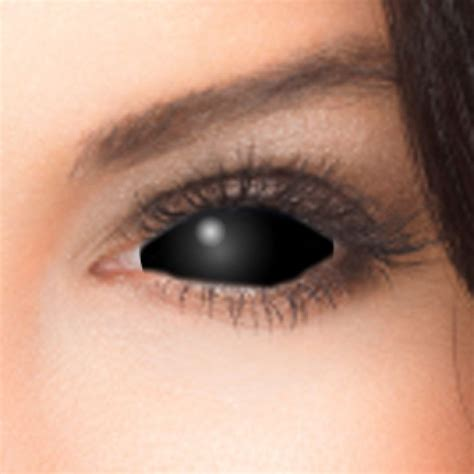 cheap colored eye contacts black scleral eye coloured contacts sabretooth