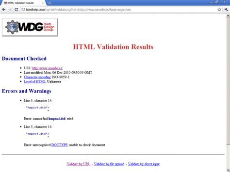 anlisis de este detallito en el sitio de mi amigo accesibilidad web senado de espa 241 a 2
