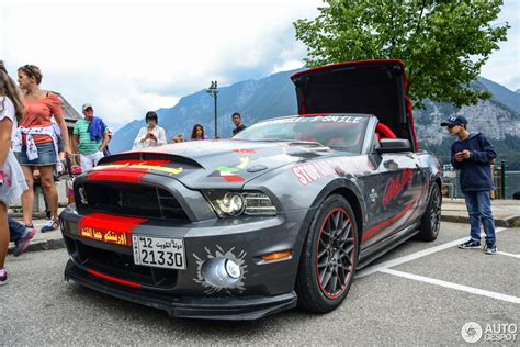 10 Ford Shelby Gt 500 Snake 1 ford mustang shelby gt500 snake convertible 2014 3