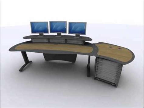 Desk Editor by Aka Design Proedit Editing Desk Studio Furniture