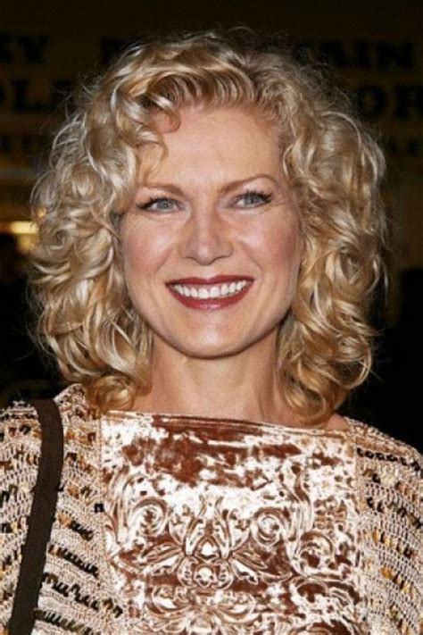 hairstyles for women over 50 with thick wavy hair curly hairstyles for women over 50 fave hairstyles