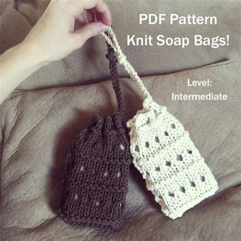 soap sack knitting pattern soap bag knitting pattern by antrisityknits craftsy