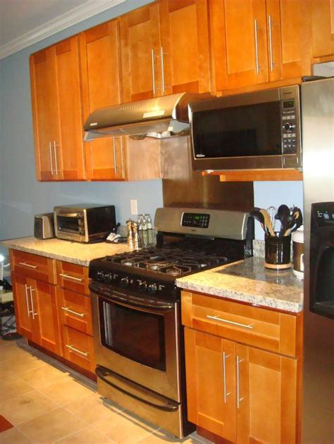 Honey Kitchen Cabinets Image Gallery Honey Kitchen Cabinets