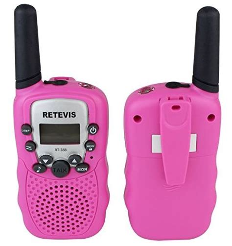 Awesome Christmas Gifts For Girls Age 8 #3: Walkie-talkies.jpg