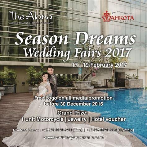 Wedding Expo Bandung 2017 by The Alana Yogyakarta Wedding Expo 2017 Jadwal Event