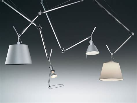 buy artemide lighting tolomeo decentrata suspension l