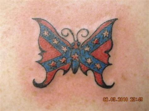 rebel flag rose tattoos 30 cool rebel flag tattoos hative