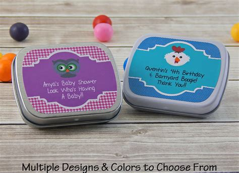 Baby Shower Mints by Baby Shower Favor Ideas Baby Ideas