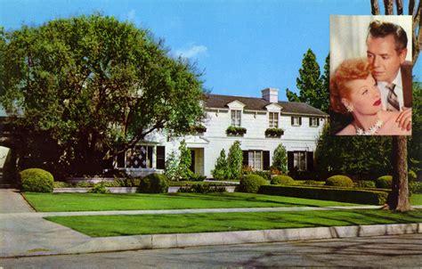 Lucille Ball Home | d r e w f r i e d m a n hollywood homes of comedians
