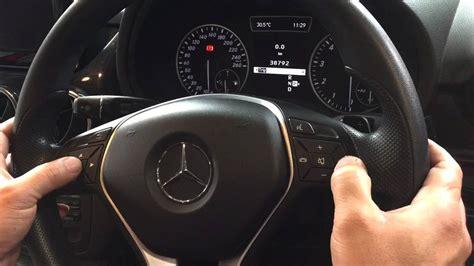 mercedes service a mercedes b180 service light reset