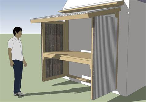 woodworking bench setup