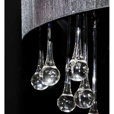 kronleuchter glas kristall der kristall kronleuchter mit 85 echten glas kristallen