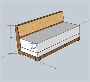 How To Build A Sofa Bed 12 How To Build A Sofa