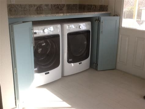 washer and dryer cabinets utility earthwood cabinet company