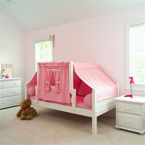 kids day beds yo panel girl tent daybed kids daybeds at hayneedle