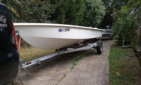 archer craft flats boat for sale flats boat rebuild the hull truth boating and fishing