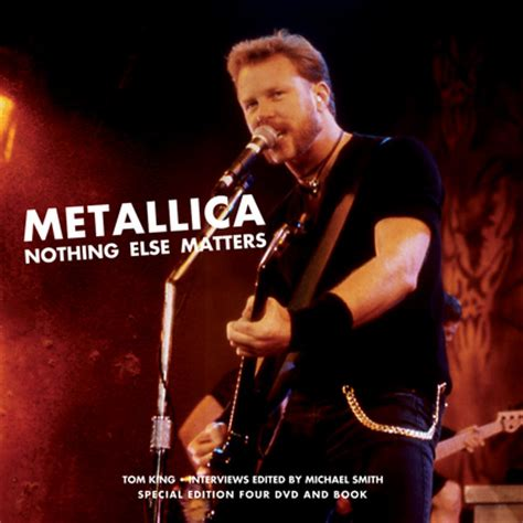 nothing else matters metallica nothing else matters independent publishers